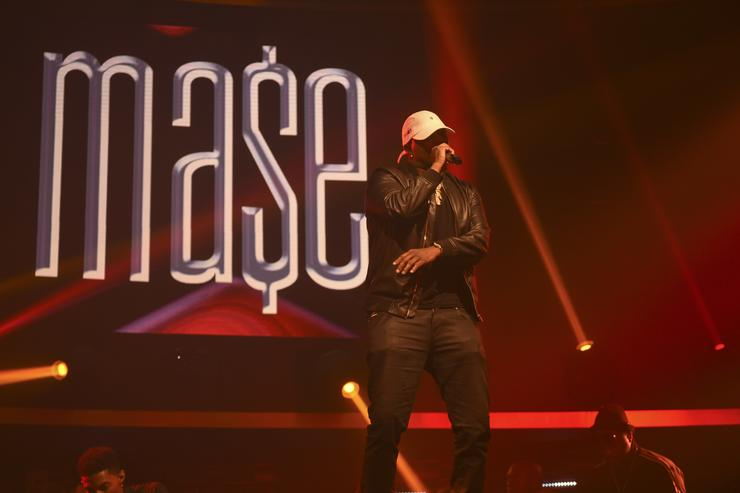 Mase performs at NYLON And NVE | The Experience Agency Present After-Con At OMNIA San Diego at Omnia Nightclub on July 22, 2017 in San Diego, California
