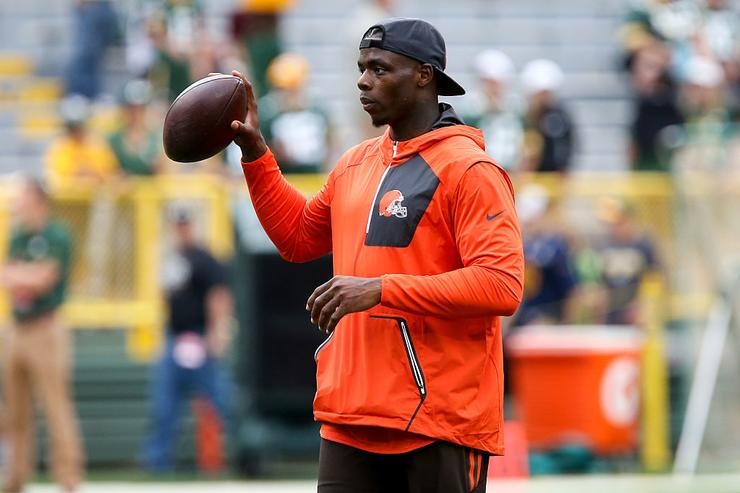 Browns plan to play former Baylor WR Josh Gordon vs. Chargers