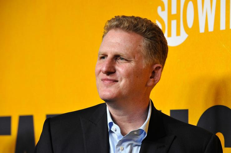 Actor Michael Rapaport attends the premiere of Showtime's 'White Famous' at The Jeremy Hotel on September 27, 2017 in West Hollywood, California