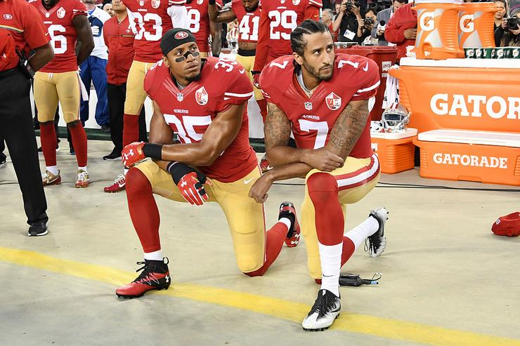 NFL's Eric Reid Players Coalition Is Playing Us ... I'm With Kaepernick!