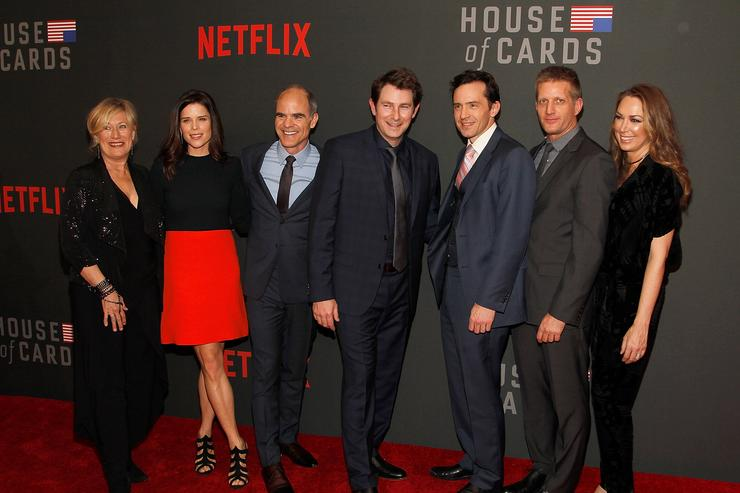 House of Cards to resume production for final season without Kevin Spacey