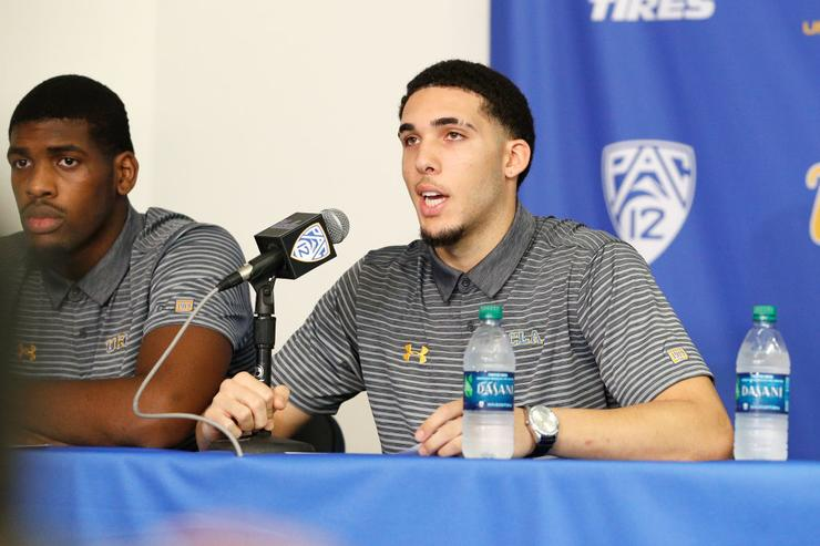 LaVar Ball reportedly pulls son LiAngelo from UCLA