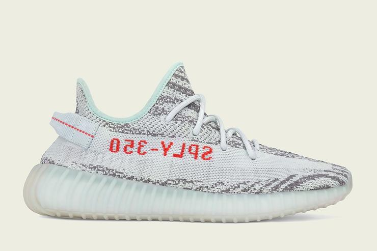 Adidas Yeezy Boost 350 V2 \blue Tint\ Foot Locker Locations Announcedrhhotnewhiphop: Yeezy Release Locations At Elf-jo.com