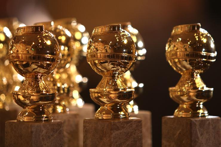 The new 2009 Golden Globe statuettes are on display during an unveiling by the Hollywood Foreign Press Association at the Beverly Hilton Hotel on January 6, 2009 in Beverly Hills, California. The 66th annual Golden Globe Awards are scheduled for January 11