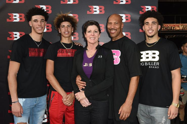LaVar Ball Says Language Barrier Won't Be Problem for LiAngelo, LaMelo
