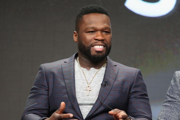 Image result for 50 Cent Signs 8-Figure Deal with Starz to Extend Partnership to 2019
