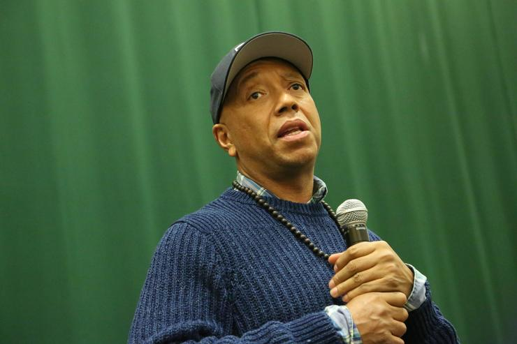 Music producer Russell Simmons denies newspaper reports of sexual misconduct