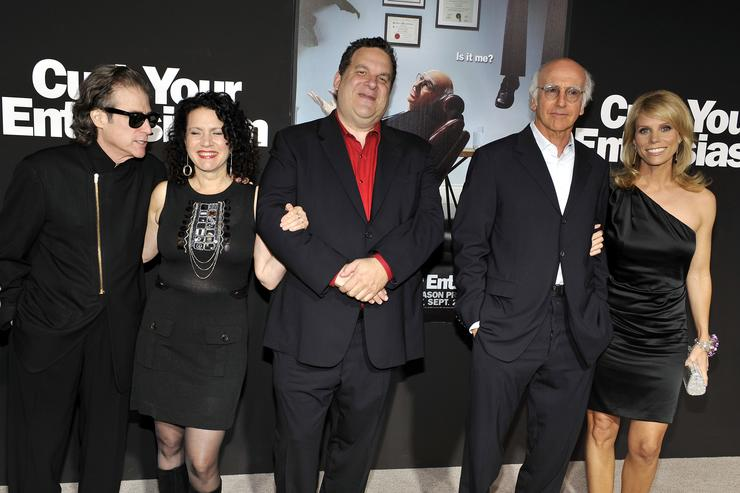 'Curb Your Enthusiasm' renewed for 10th season by HBO