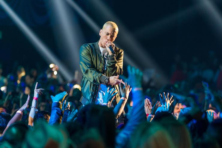 Eminem's 'Revival' Is Finally Here