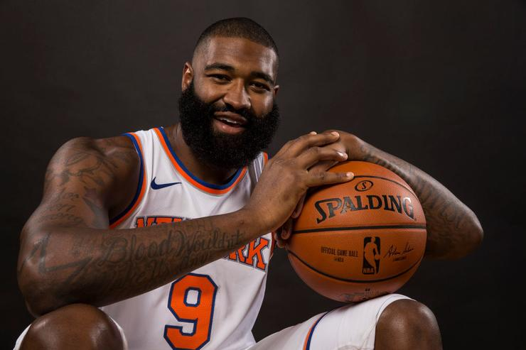 Kyle O'Quinn Absolutely Loves Bar Mitzvahs