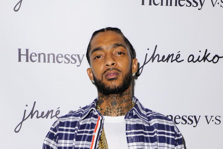 cb50d20e262473 Nipsey Hussle Appears In Air Jordan Commercial