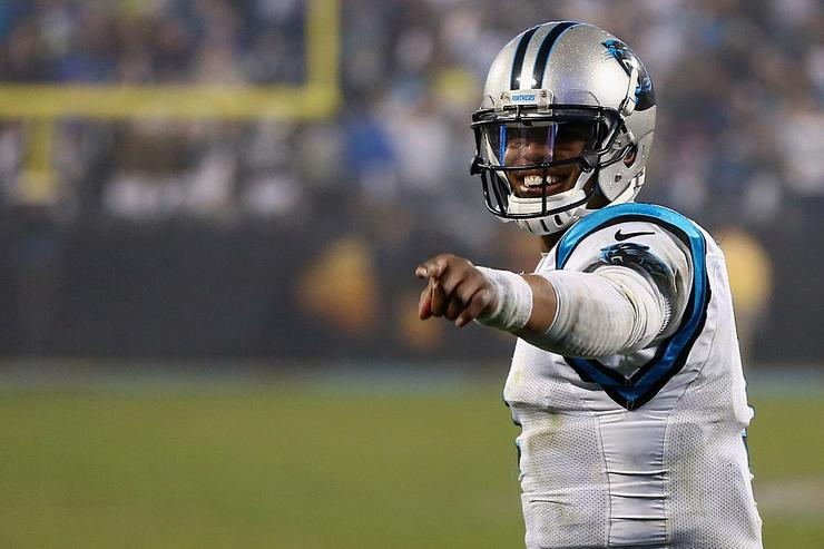 Panthers QB Cam Newton 'disgruntled' that Jerry Richardson is selling the franchise