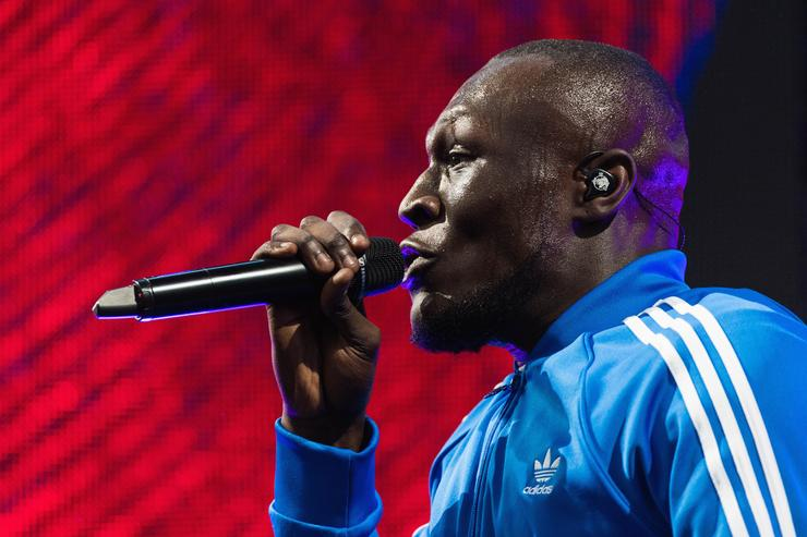 Stormzy Performed At A Fan's Dad's Funeral Because He Asked On Twitter