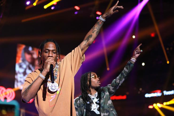 Travis Scott & Quavo