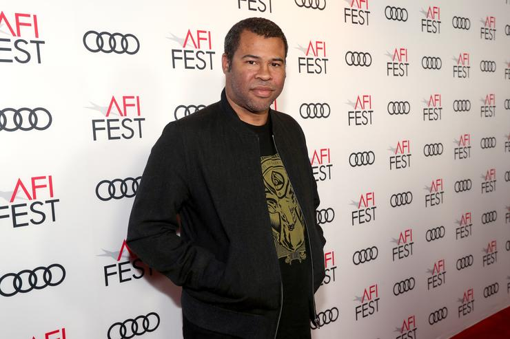Jordan Peele attends the 'Guess Who's Coming To Dinner + Cinema's Legacy: Jordan Peele' at AFI FEST 2017 Presented By Audi at TCL Chinese 6 Theatres on November 10, 2017 in Hollywood, California