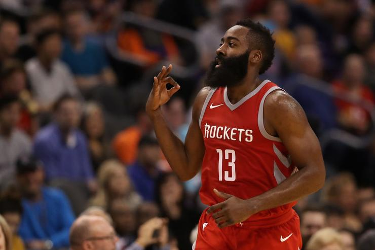Rockets' James Harden To Wear 'Free Meek Mill' Shoes Vs. Celtics