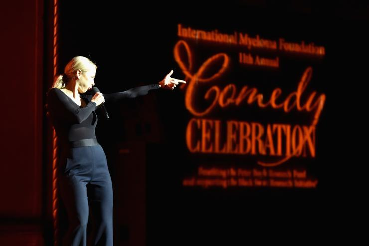 Comedian Iliza Shlesinger Sued for Banning Men From 'Girls Night In' Show