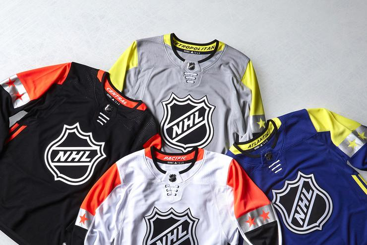 Which 2018 NHL All-Star Game jersey is your favourite?