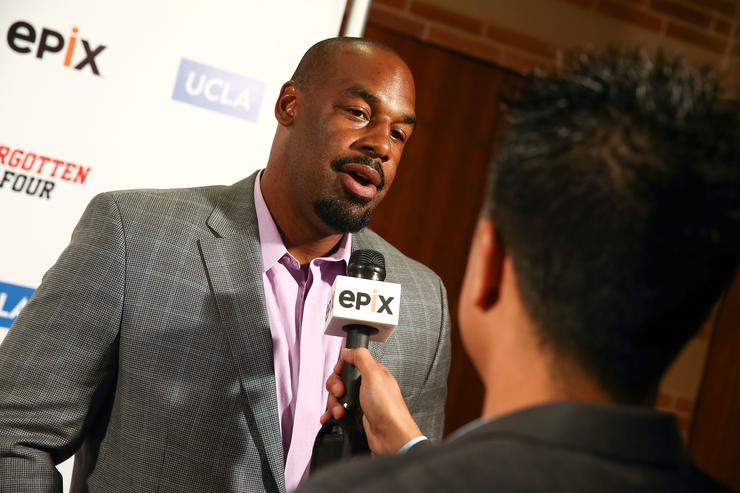ESPN reportedly fires Donovan McNabb, Eric Davis following sexual harassment allegations