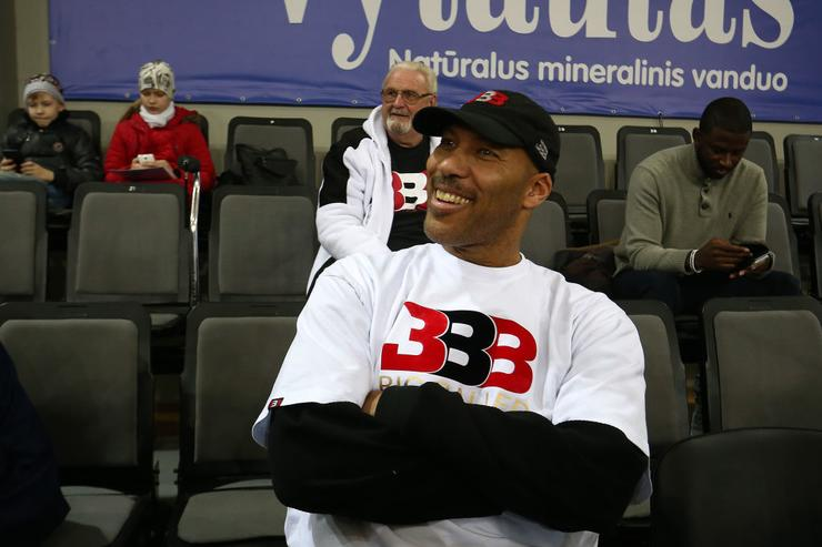LaVar Ball's 'Big Baller Brand' Gets 'F' Rating from Better Business Bureau