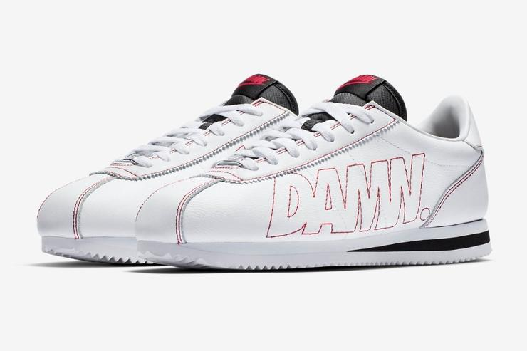 Kendrick Lamar x Nike officially announce the