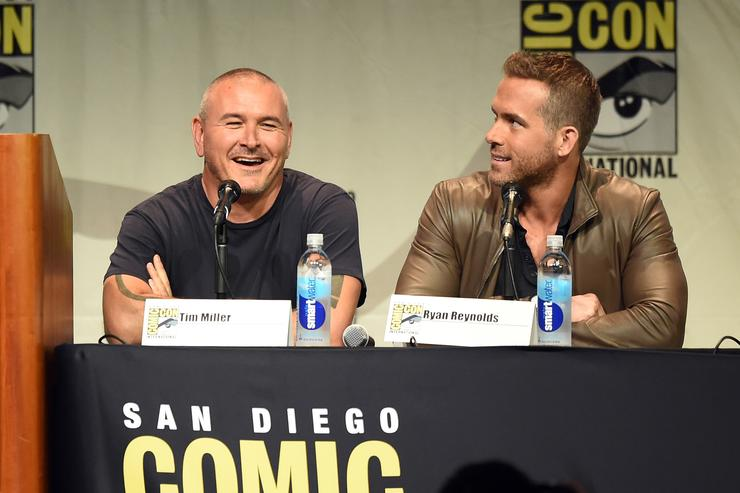 Tim Miller & Ryan Reynolds
