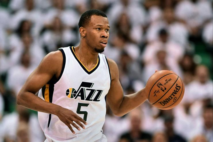 Rodney Hood fined $35000 for slapping phone out of fan's hand
