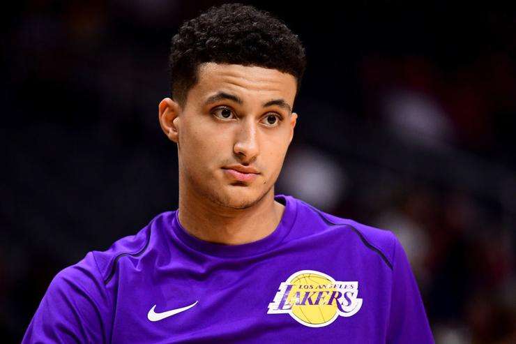 f49d0364d6f Kyle Kuzma is an American professional basketball player who plays as a  forward for the Los Angeles Lakers in the NBA. His career as a basketball  player is ...