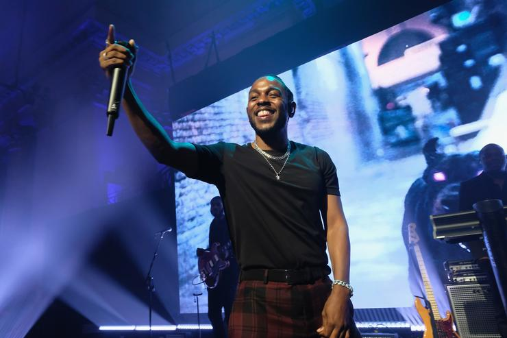 Kendrick Lamar, Sam Smith & U2 Added to GRAMMY AWARD Lineup