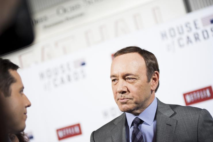 Kevin Spacey Being Investigated For 3rd UK-Based Sexual Assault
