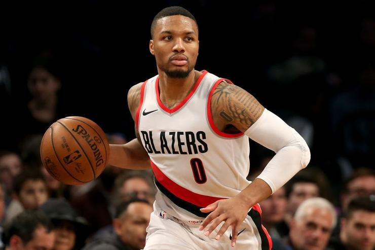 Blazers' Damian Lillard Opens Up On Frustration Over All-Star Snubs