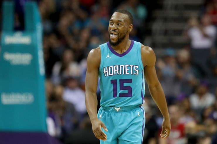 The Charlotte Hornets Place Kemba Walker on the Trade Block