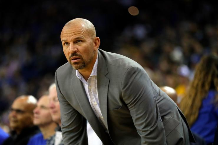 The Bucks Have Fired Jason Kidd