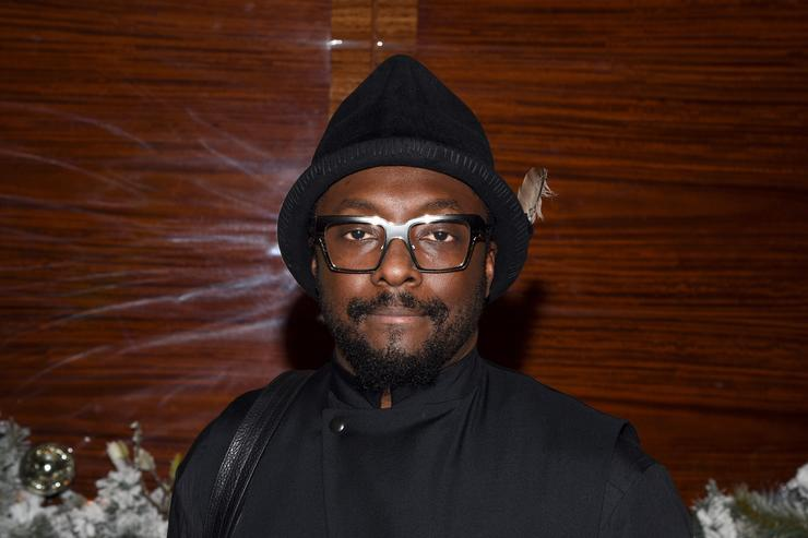 will.i.am attends Kara Ross x Donald Drawbertson Collaboration VIP Dinner at a private residence on November 24, 2014 in New York City