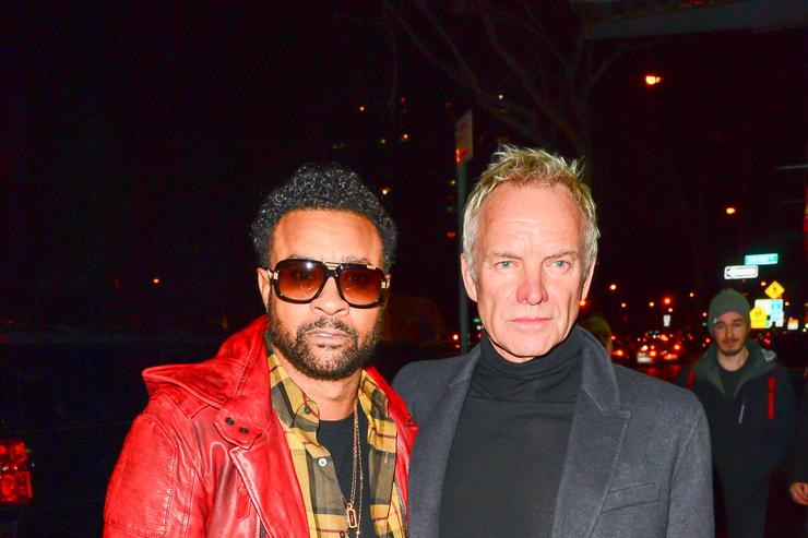 Shaggy & Sting