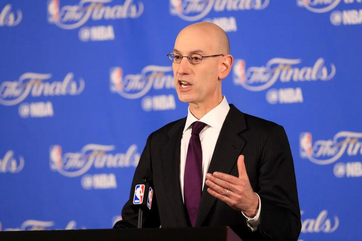 National Basketball Association outlines gambling plan, hopes to get some of the proceeds