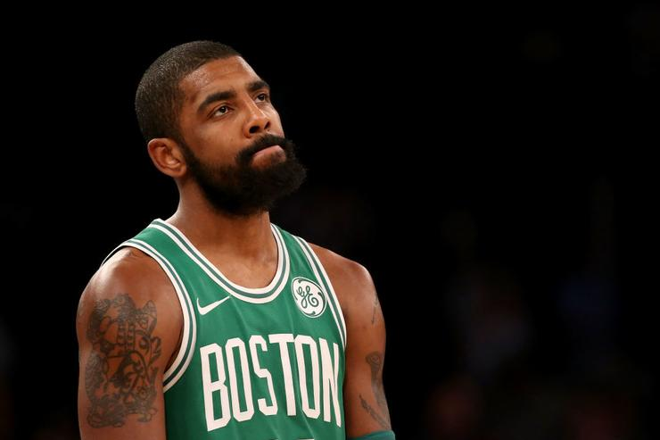 Kyrie Irving Threatened To Get Knee Surgery If Cavs Didn't Trade Him