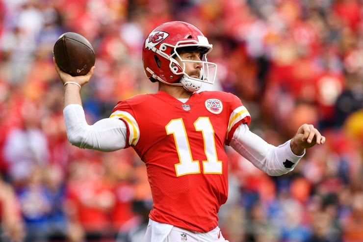 How the New York Giants benefit from the Alex Smith trade