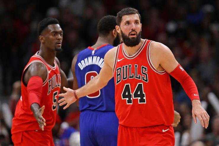 It's official, Nikola Mirotic is off the table for the Utah Jazz