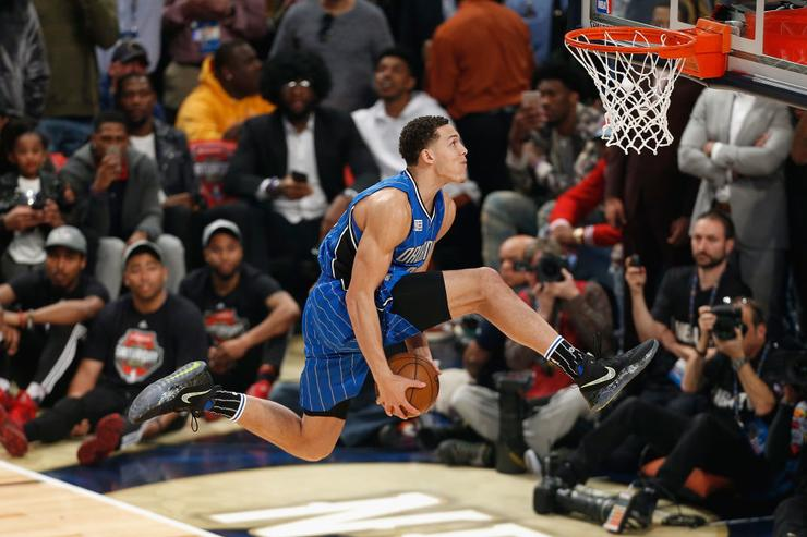 NBA Slam Dunk Contest 2018: Predictions for Aaron Gordon and All Contestants
