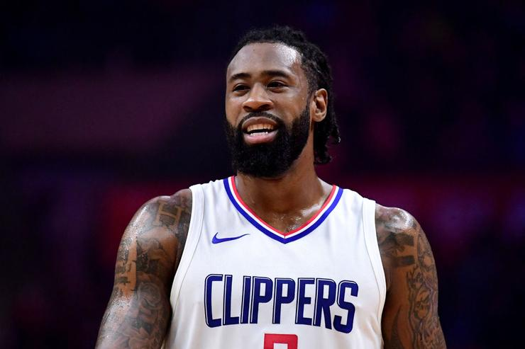 Clippers rumor: DeAndre Jordan has interest in teaming up with ...