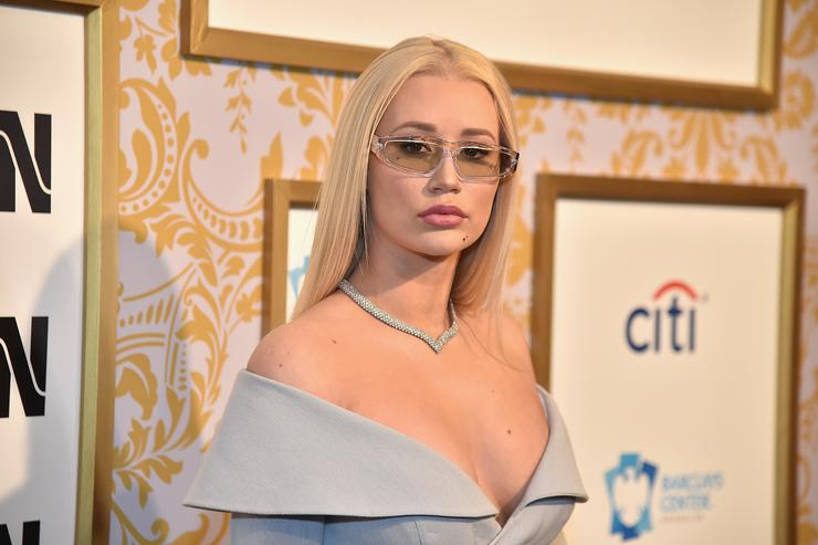 Iggy Azalea at 2018 Roc Nation brunch