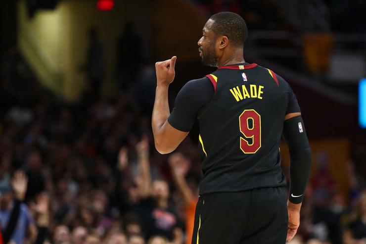 LeBron James only consulted on Dwyane Wade trade, not others