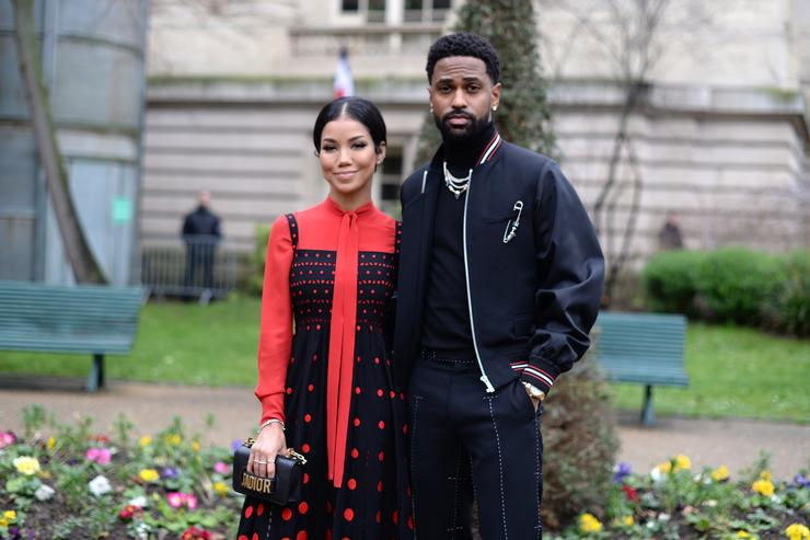 Jhene Aiko & Big Sean