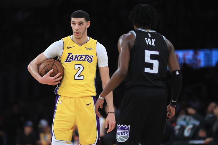 Lakers rookie out through All-Star break; to miss Rising Stars