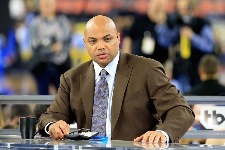 Charles Barkley says he doesn't use social media because that's for 'losers'