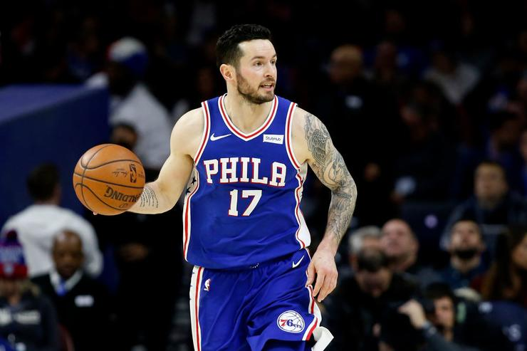 JJ Redick Issues Statement On Controversial Video