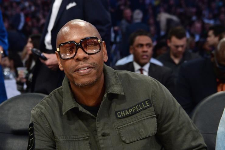 Dave Chapelle at NBA All Star Game 2018
