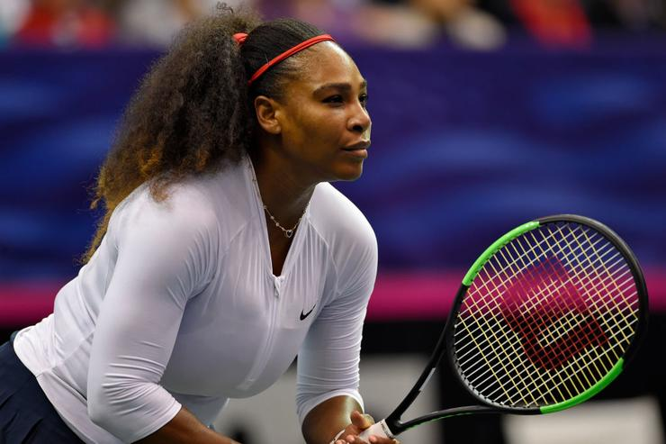 Following Health Scare, Serena Williams Advocates for Black Mothers