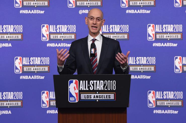 NBA Discussing Play-In Tournament To Determine Final Two Playoff Seeds